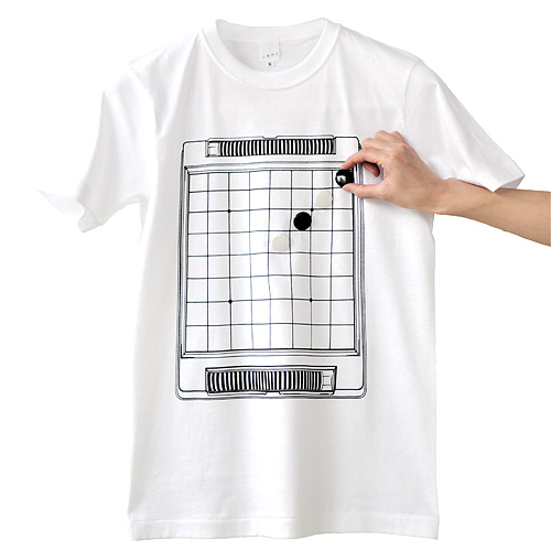 Photo1: SHIKISAI [Reversi] T-shirt (1)
